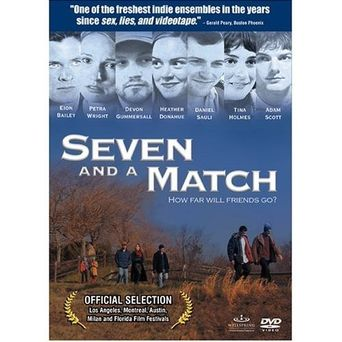 Seven and a Match Poster