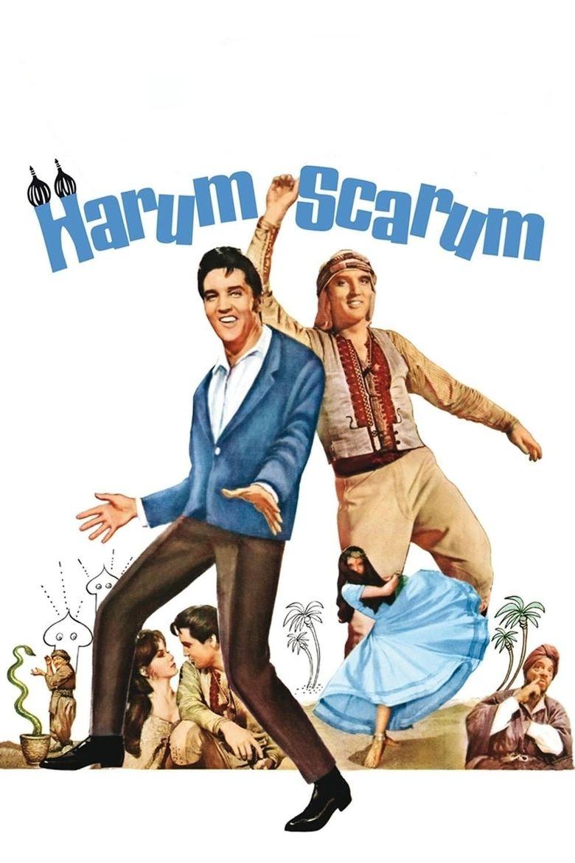 Harum Scarum Poster