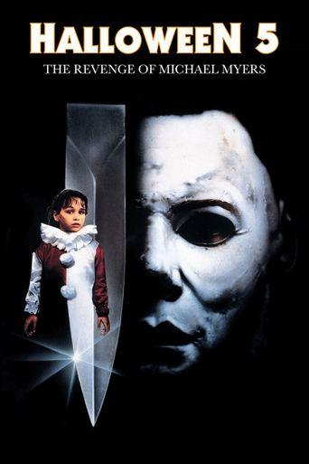 Halloween 5: The Revenge of Michael Myers Poster