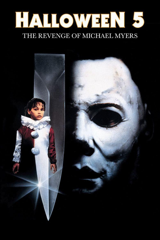 halloween 5: the revenge of michael myers (1989) - watch on shudder