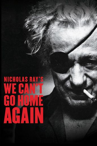 We Can't Go Home Again Poster