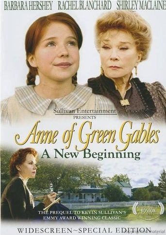 Anne of Green Gables: A New Beginning Poster