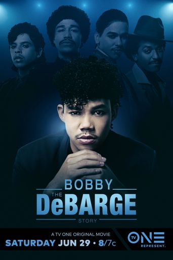 The Bobby Debarge Story Poster