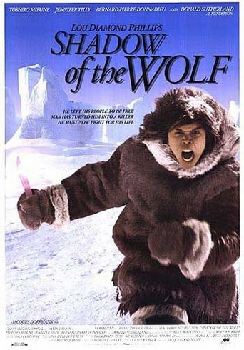 Shadow of the Wolf Poster