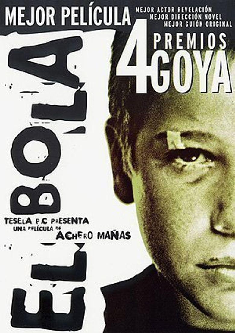 El Bola Poster