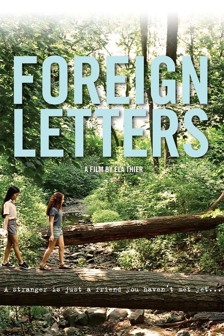Foreign Letters Poster