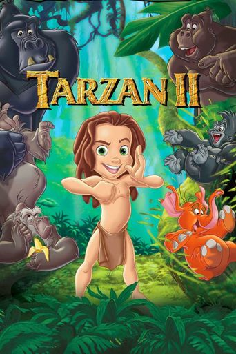 Watch Tarzan II