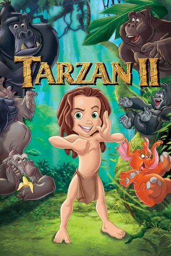 Tarzan II Poster