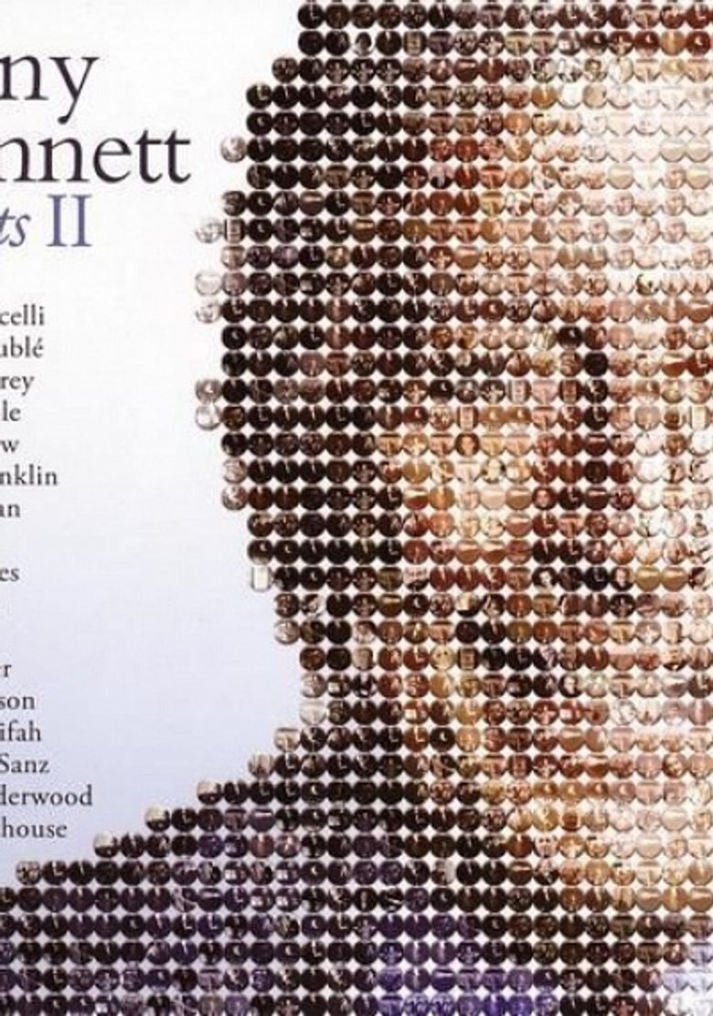 Tony Bennett: Duets II - The Great Performances Poster