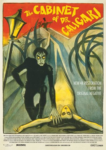 Watch The Cabinet of Dr. Caligari