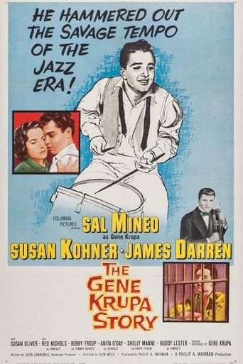 The Gene Krupa Story Poster