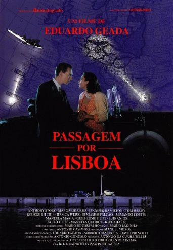 Passagem por Lisboa Poster