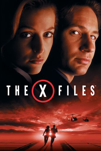 The X-Files Movie Special Poster