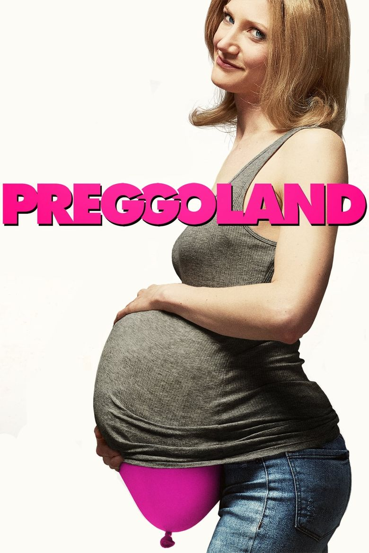 Preggoland Poster