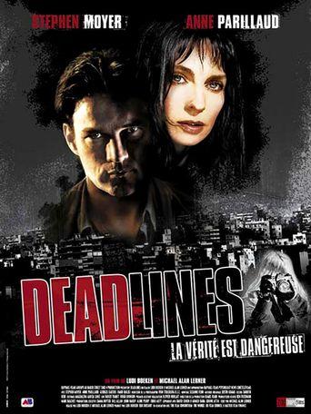 Deadlines Poster