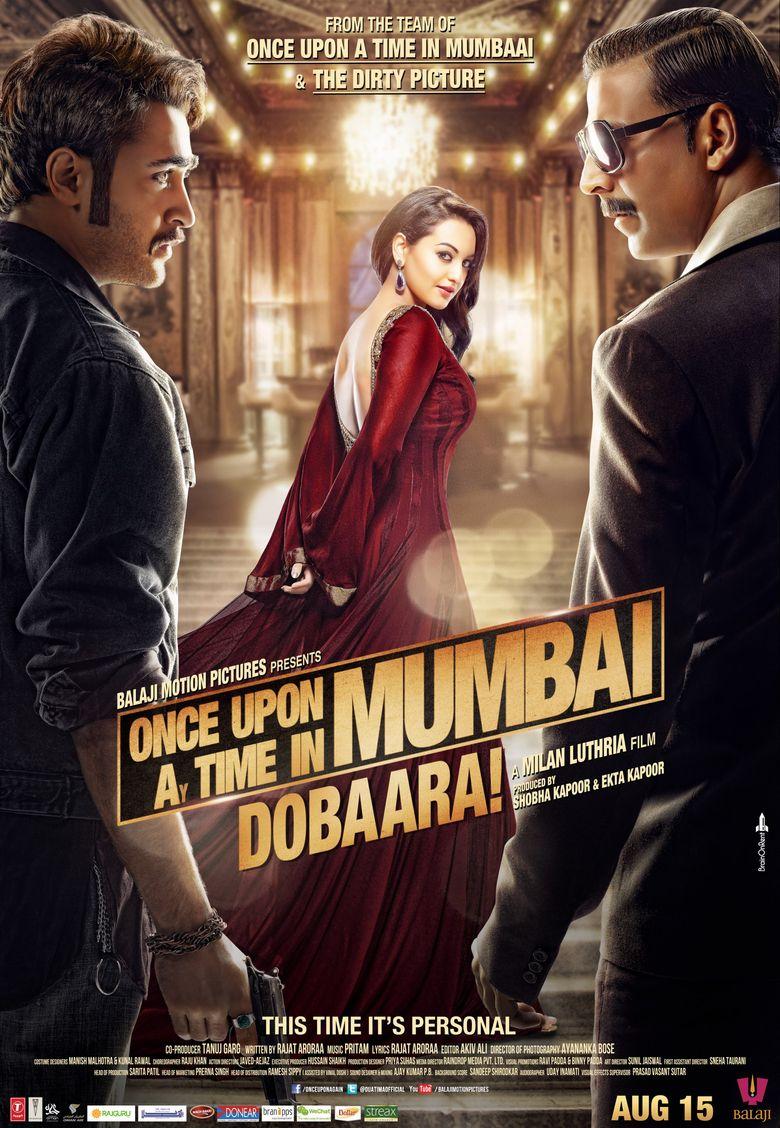 Once Upon A Time In Mumbai Dobaara! Poster