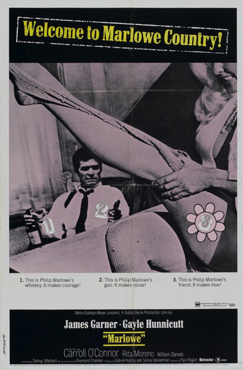 Marlowe Poster