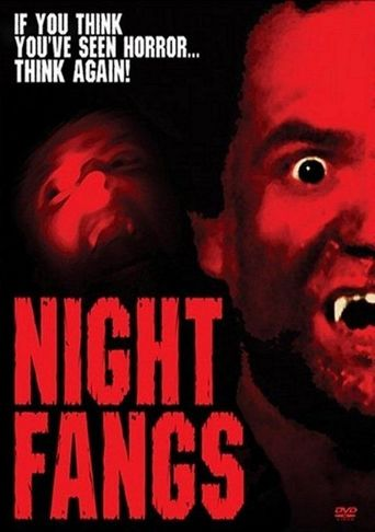 Night Fangs Poster