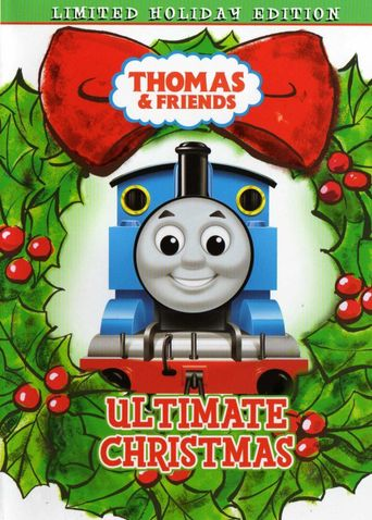Thomas & Friends: Ultimate Christmas Poster