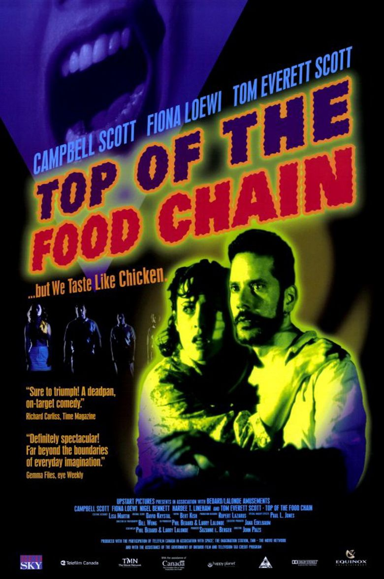 Top of the Food Chain Poster