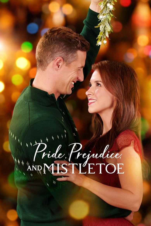 Pride, Prejudice and Mistletoe Poster