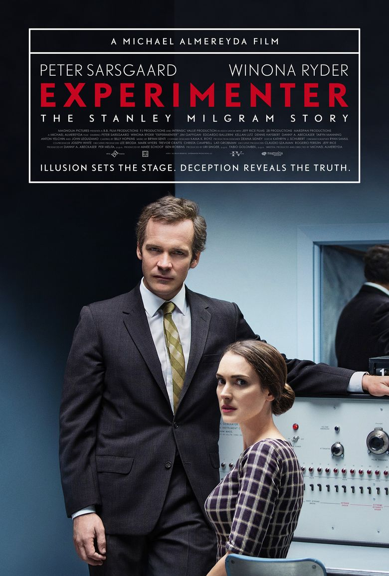 Experimenter Poster
