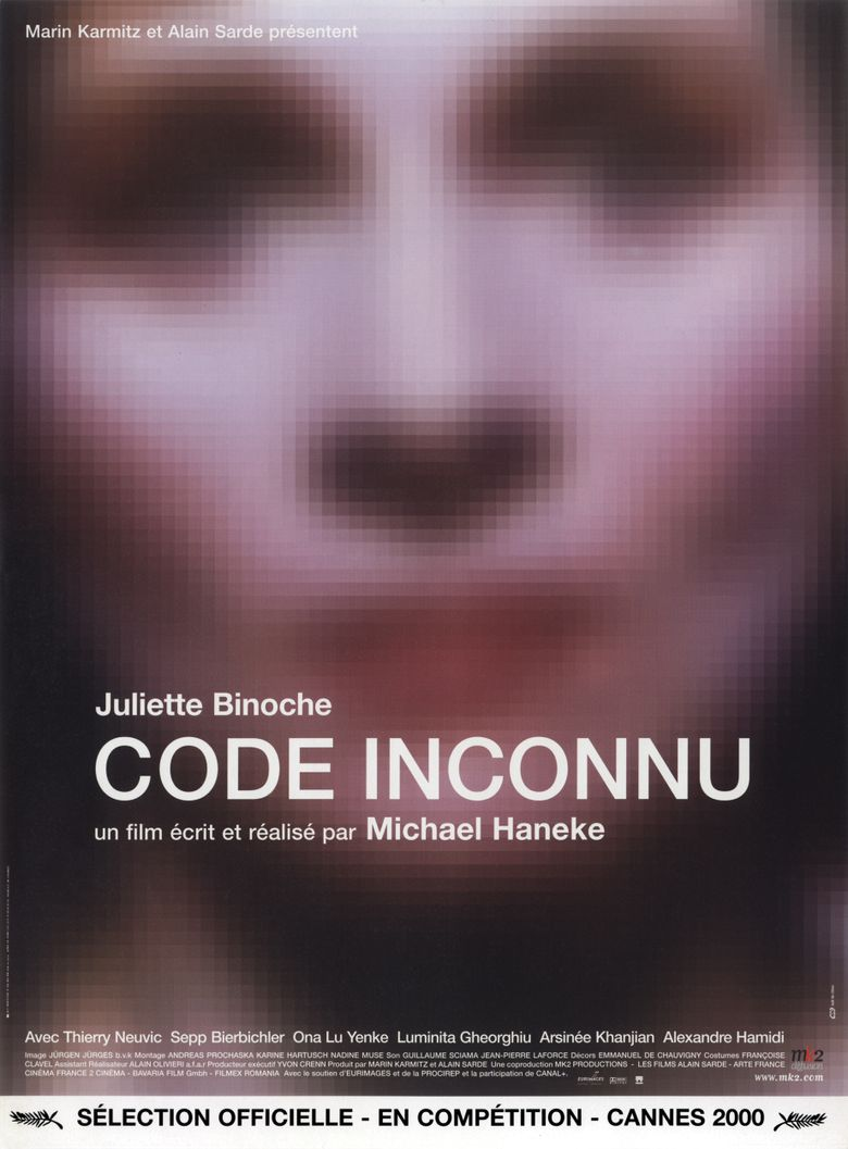 Code Unknown Poster
