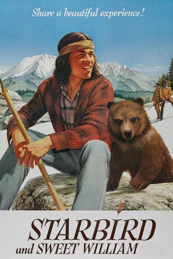 Starbird and Sweet William Poster