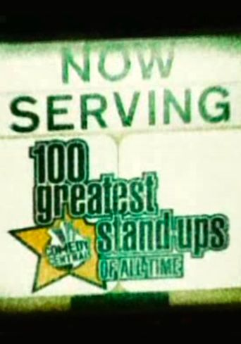 100 Greatest Stand-Ups Poster