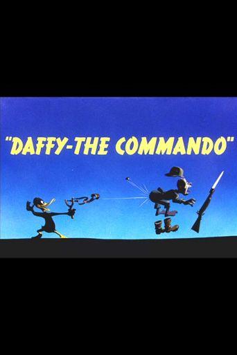 Daffy - The Commando Poster