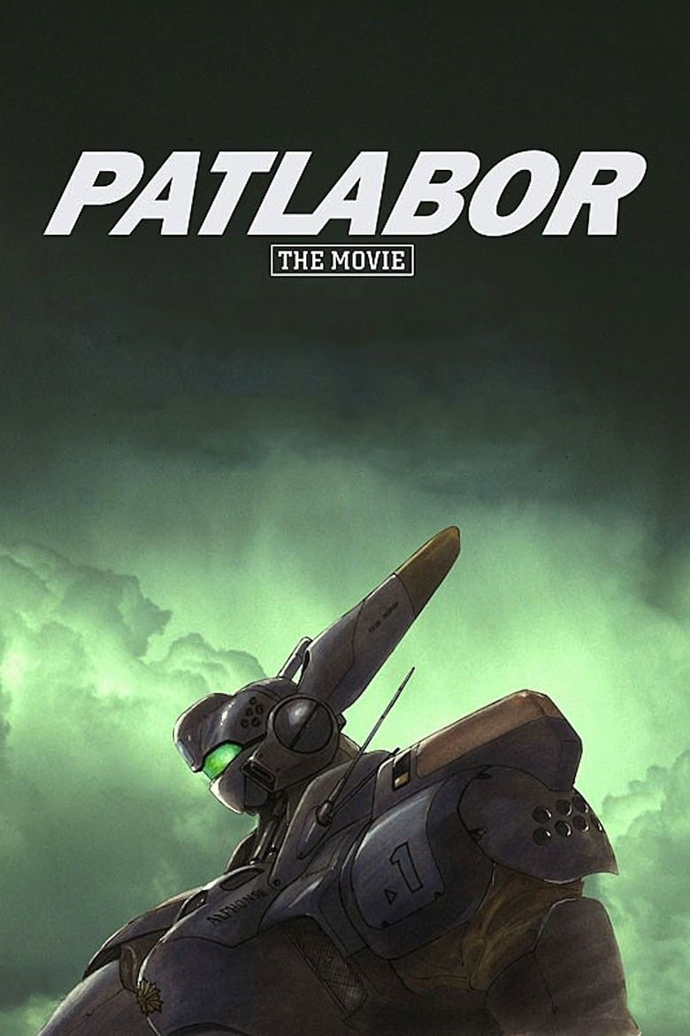 Patlabor The Movie 1989 Where To Watch It Streaming Online Reelgood