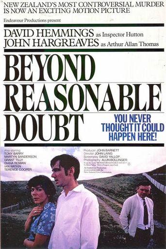 Beyond Reasonable Doubt Poster