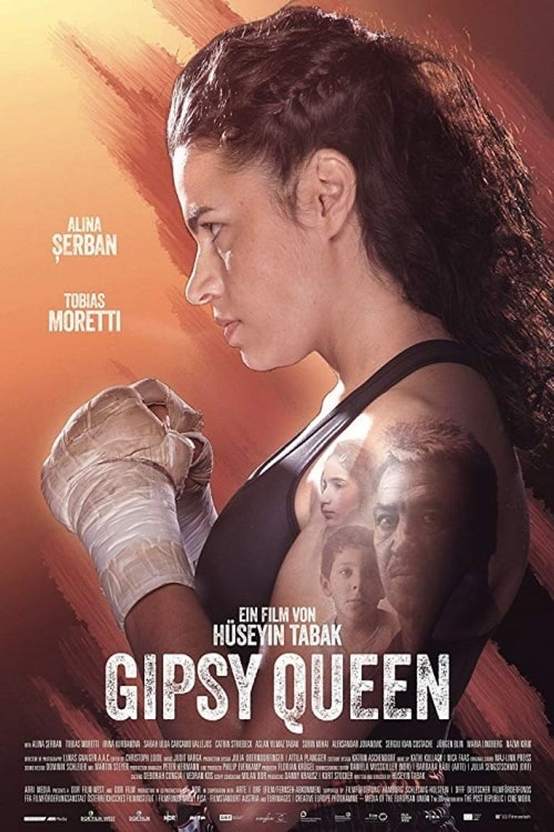 Gipsy Queen Poster