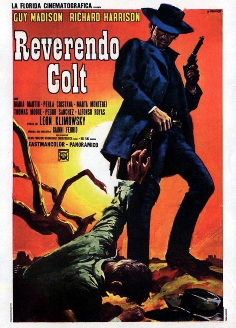 Reverend's Colt Poster