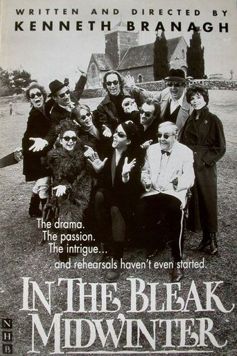 In the Bleak Midwinter Poster