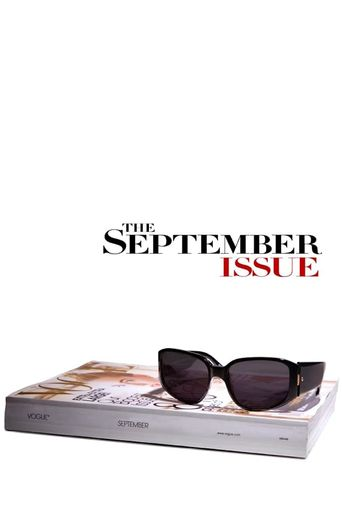 The September Issue Poster