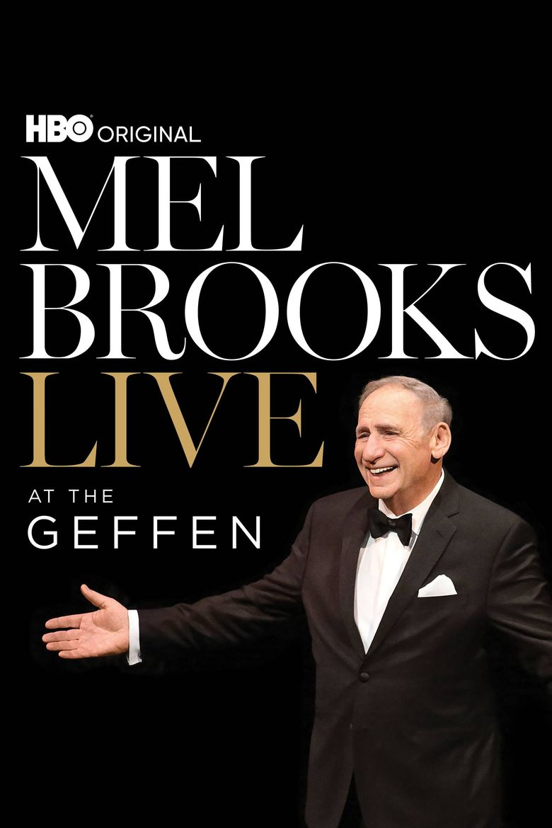 Mel Brooks: Live at the Geffen Poster