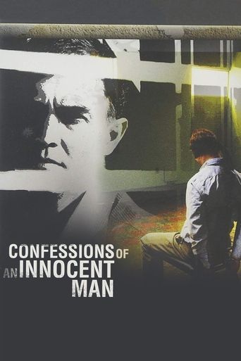 Confessions Of An Innocent Man Poster
