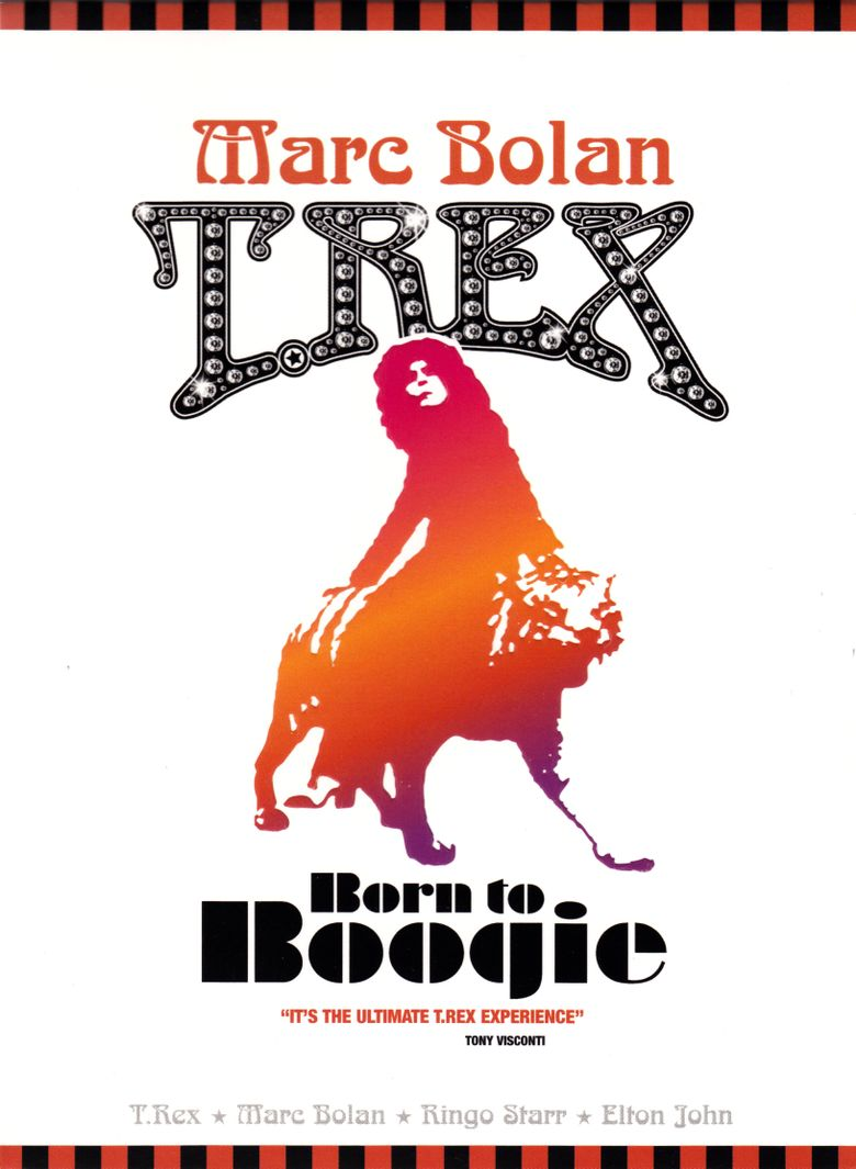 Born to Boogie Poster
