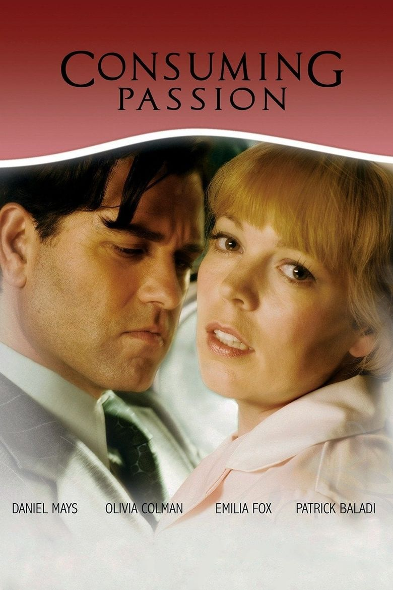 Consuming Passion Poster