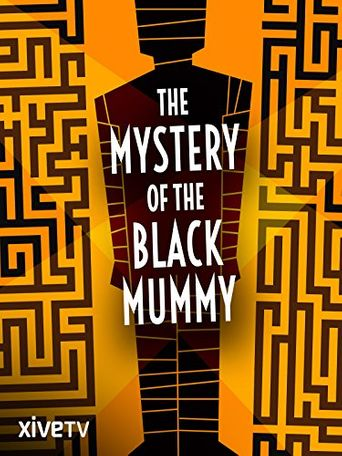 The Mystery of the Black Mummy Poster