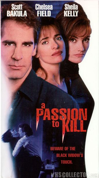 A Passion to Kill Poster