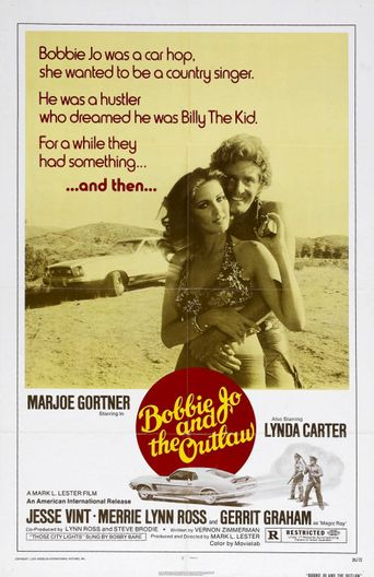 Bobbie Jo and the Outlaw Poster