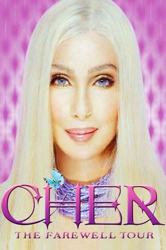 Cher: The Farewell Tour Poster