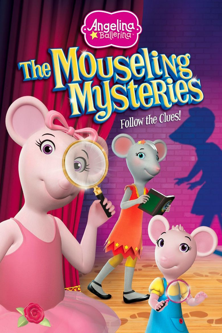 Watch Angelina Ballerina: The Mouseling Mysteries