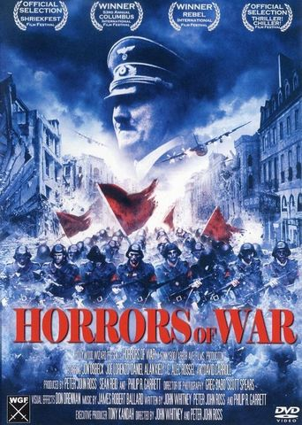 Horrors of War Poster