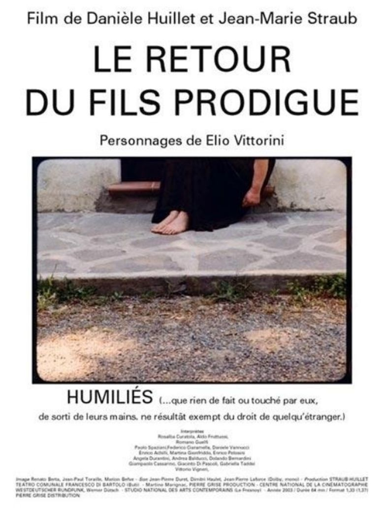 The Return of the Prodigal Son/Humiliated Poster