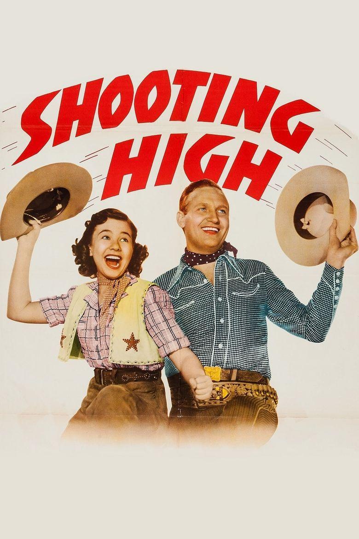 Shooting High Poster