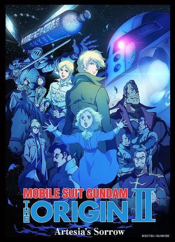 Mobile Suit Gundam: The Origin II - Artesia's Sorrow Poster