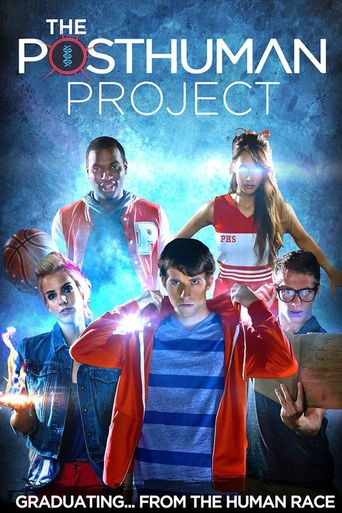 The Posthuman Project Poster